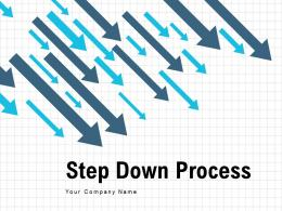 Step Down Process Marketing Management Framework Automation Measure Performance