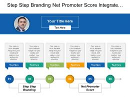 Step Step Branding Net Promoter Score Integrate Marketing Cpb