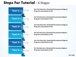 Steps For Tutorial 6 Stages 30