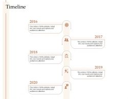 Steps Increase Customer Engagement Business Growth Timeline Ppt Download