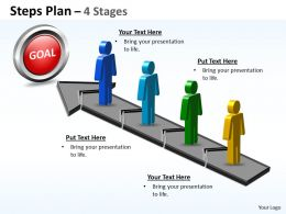 Steps Plan 4 Stages Style 5