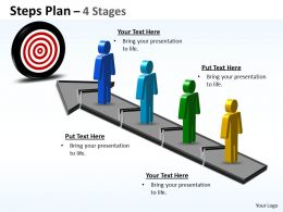 Steps Plan 4 Stages Style 6