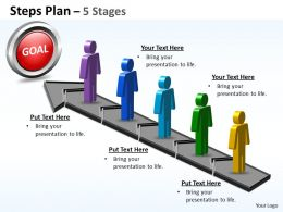Steps Plan 5 Stages Style 5
