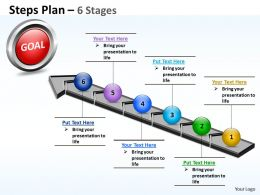 Steps Plan 6 Stages Style 4