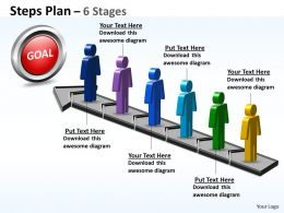 Steps Plan 6 Stages Style 5