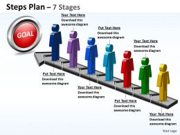 Steps Plan 7 Stages Style 5