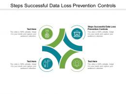 Steps Successful Data Loss Prevention Controls Ppt Powerpoint Presentation Infographic Template Display Cpb