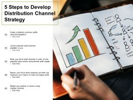 Steps To Develop Distribution Channel Strategy