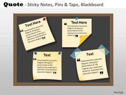 stick on notes with quotes 0214