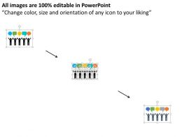 stick_peoples_with_bubbles_flat_powerpoint_design_Slide02