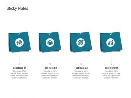 Sticky Notes Adapt M2290 Ppt Powerpoint Presentation Layouts Gridlines