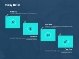 Sticky Notes Audiences M2592 Ppt Powerpoint Presentation Layouts Shapes