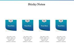 Sticky Notes R519 Ppt Powerpoint Presentation Portfolio Graphic Images