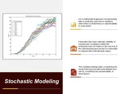 Stochastic Modeling Ppt Design