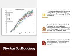 Stochastic Modeling Ppt Design