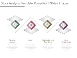 Stock Analysis Template Powerpoint Slides Images
