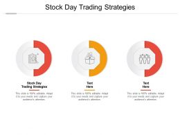 Stock Day Trading Strategies Ppt Powerpoint Presentation Icon Shapes Cpb