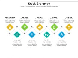 Stock Exchange Ppt Powerpoint Presentation Pictures Cpb