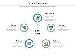 Stock Financial Ppt Powerpoint Presentation Infographics Graphics Template Cpb