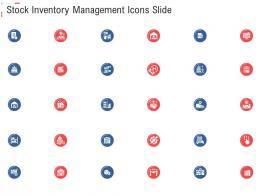Stock Inventory Management Icons Slide Ppt Slides
