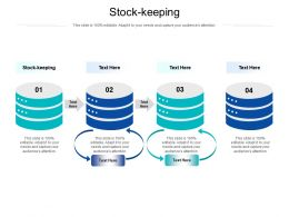 Stock Keeping Ppt Powerpoint Presentation Portfolio Show Cpb