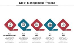 Stock Management Process Ppt Powerpoint Presentation File Templates Cpb