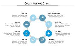 Stock Market Crash Ppt Powerpoint Presentation Ideas Model Cpb