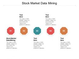 Stock Market Data Mining Ppt Powerpoint Presentation Gallery Tips Cpb
