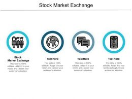 Stock Market Exchange Ppt Powerpoint Presentation Professional Example File Cpb