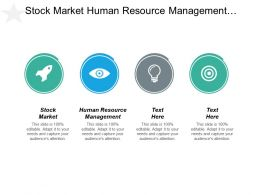 Stock Market Human Resource Management Internet Marketing Promotion Cpb