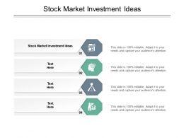 Stock Market Investment Ideas Ppt Powerpoint Presentation Summary Ideas Cpb