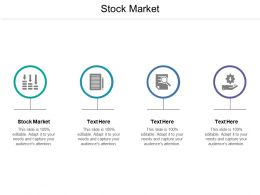 Stock Market Ppt Powerpoint Presentation Pictures Images Cpb