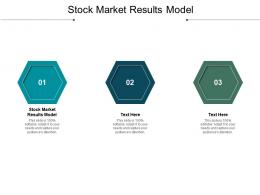 Stock Market Results Model Ppt Powerpoint Presentation Inspiration Graphics Example Cpb