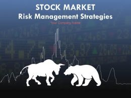 Stock Market Risk Management Strategies PowerPoint Presentation Slides