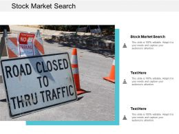 Stock Market Search Ppt Powerpoint Presentation Gallery Layout Cpb