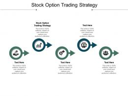 Stock Option Trading Strategy Ppt Powerpoint Presentation Professional Inspiration Cpb