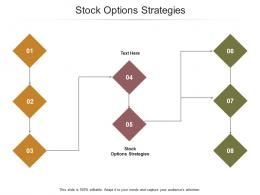 Stock Options Strategies Ppt Powerpoint Presentation Icon Graphics Design Cpb