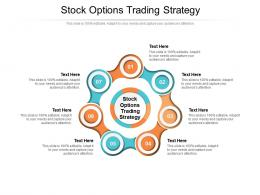 Stock Options Trading Strategy Ppt Powerpoint Presentation Gallery Slides Cpb
