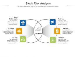 Stock Risk Analysis Ppt Powerpoint Presentation Model Visuals Cpb