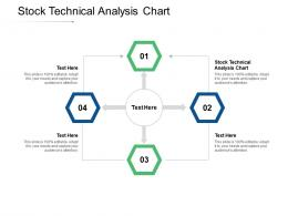 Stock Technical Analysis Chart Ppt Powerpoint Presentation Model Sample Cpb