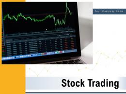 Stock Trading Business Investor Individual Monitoring Analyzing Performance