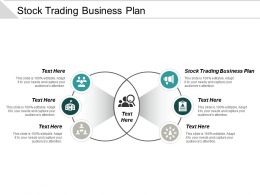 Stock Trading Business Plan Ppt Powerpoint Presentation Ideas Guide Cpb