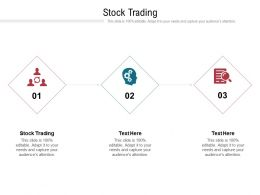 Stock Trading Ppt Powerpoint Presentation Outline Icons Cpb