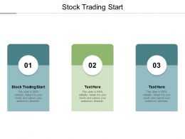 Stock Trading Start Ppt Powerpoint Presentation Gallery Vector Cpb