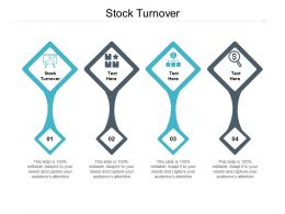 Stock Turnover Ppt Powerpoint Presentation Infographic Template Gridlines Cpb