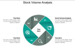 Stock Volume Analysis Ppt Powerpoint Presentation Model Introduction Cpb