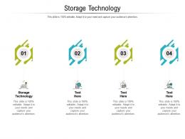 Storage Technology Ppt Powerpoint Presentation Outline Samples Cpb