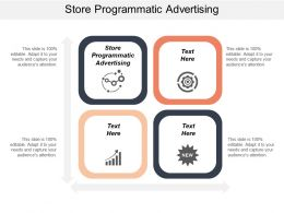 Store Programmatic Advertising Ppt Powerpoint Presentation Gallery Slide Download Cpb