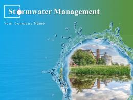 Stormwater Management Powerpoint Presentation Slides