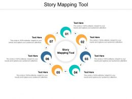 Story Mapping Tool Ppt Powerpoint Presentation Infographic Template Cpb